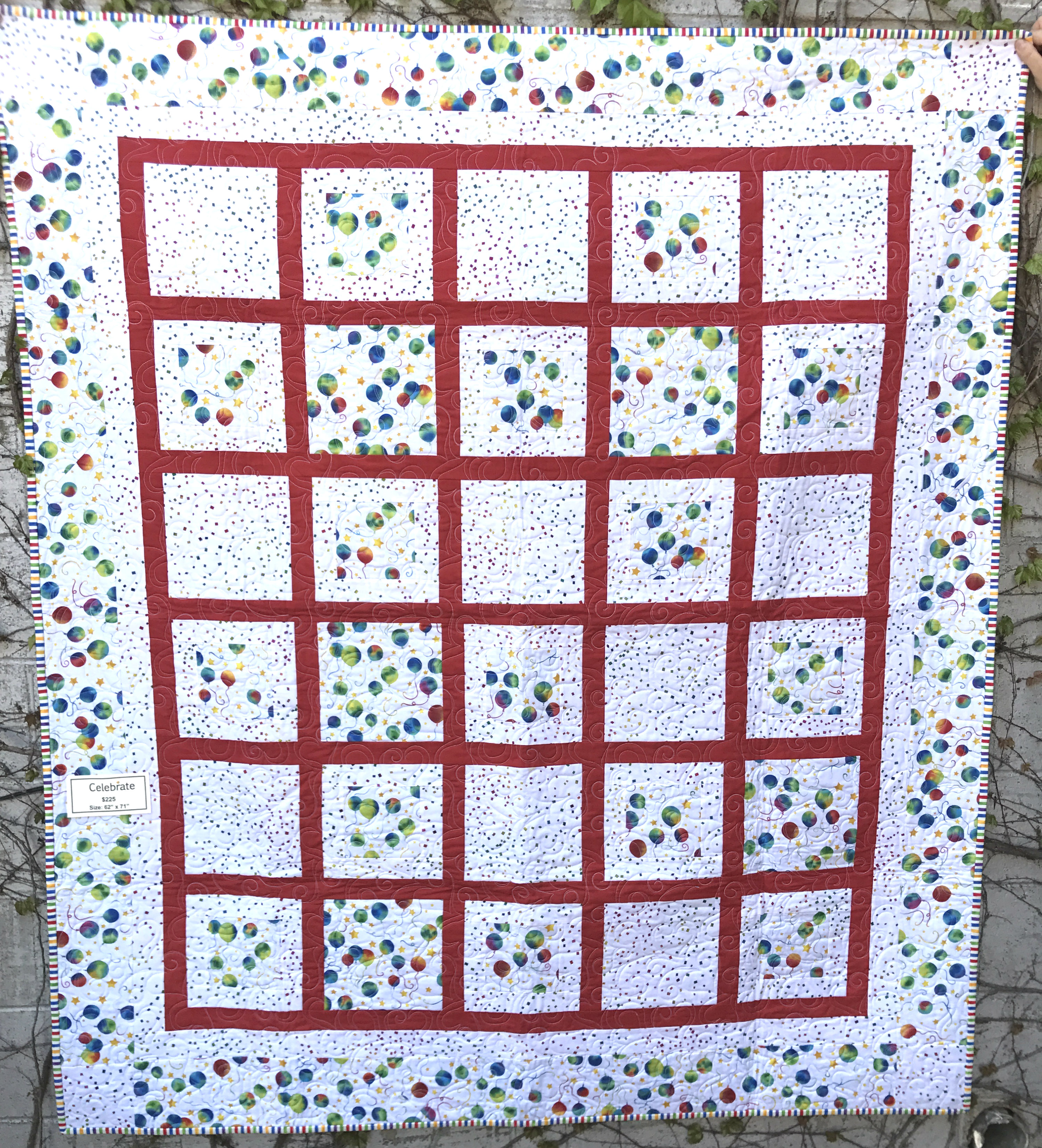 love making the brunswick for raffle quilt quilting image of fellowship and quilters